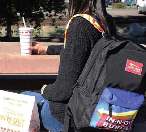 In-n-Out Burger Backpack