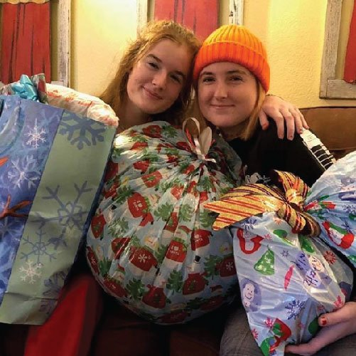Mitchell Thorp Foundation Adopt a Family at Christmas Image
