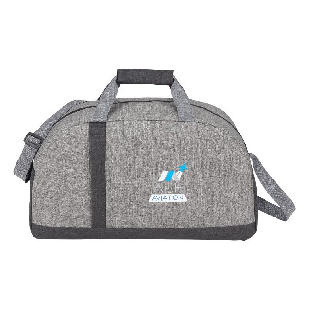 Reclaim Two-Tone Recycled Sport Duffel - starts at $13.98 Image