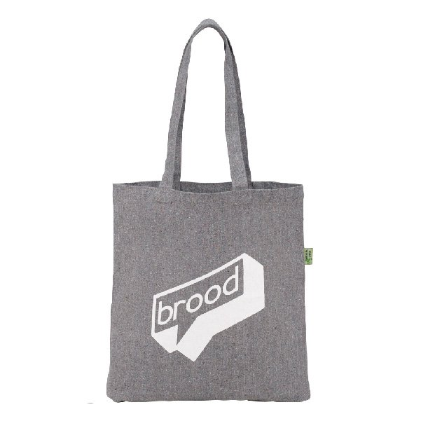 Recycled Cotton Convention Tote - starts at $2.48 Image