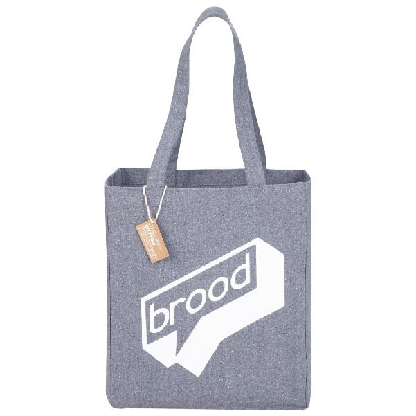 Recycled Cotton Grocery Tote - starts at $3.48 Image