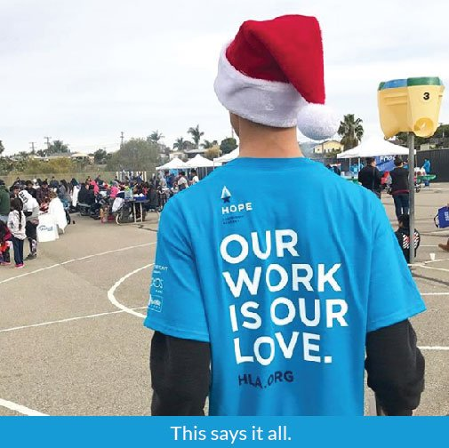 Hope Leadership Academy-Our Work is Our Love