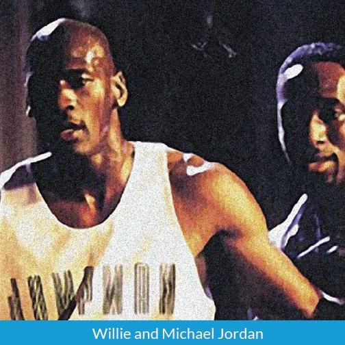 Hope Leadrship Academy-Willie Briscoe-Michael Jordan