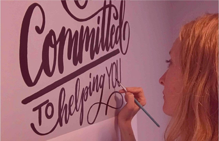 Swan Lettering and Design-Committed to Helping You