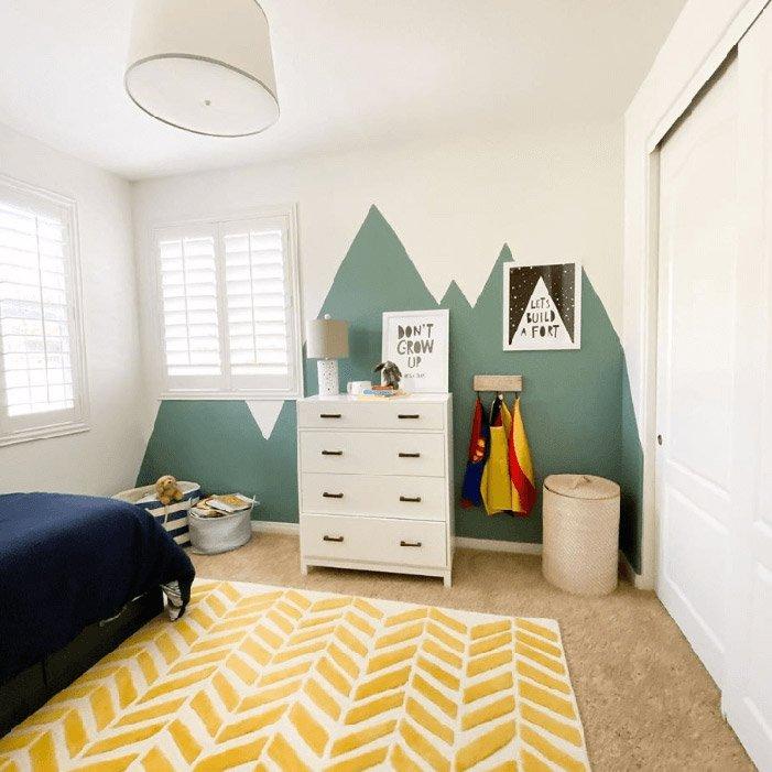 Julie Dillon-Ampersand Living-Kids Bedroom