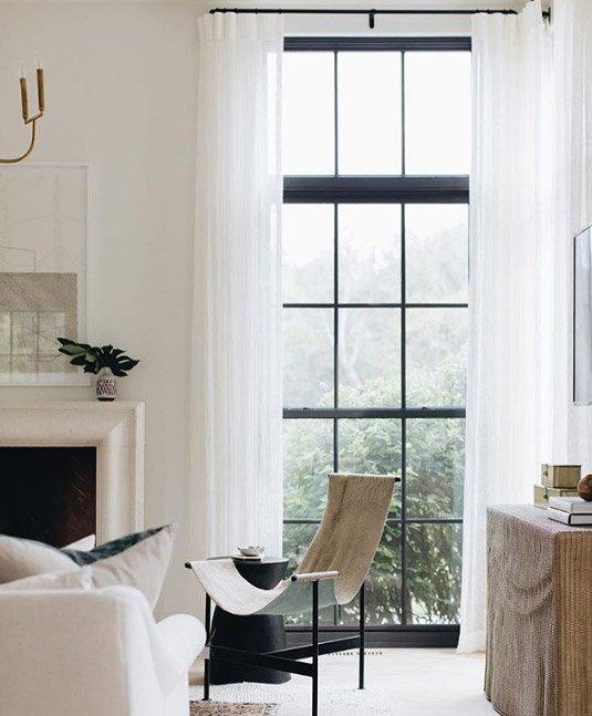 Julie Dillon-Ampersand Living-Tall Living Room